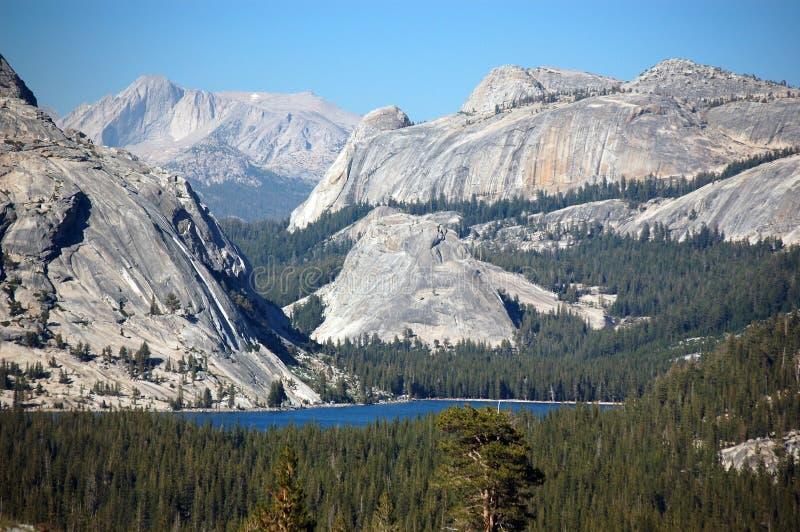 湖国家公园tahoe优胜美地 免版税库存照片
