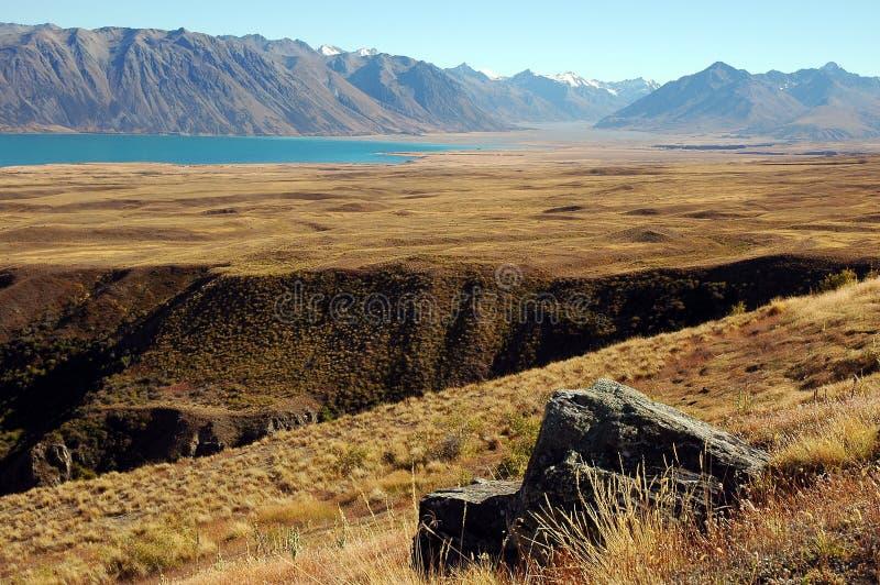 湖山沟岩石tekapo