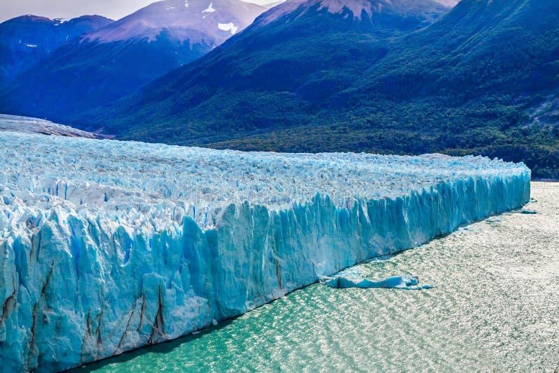 湖阿根廷 图库摄影