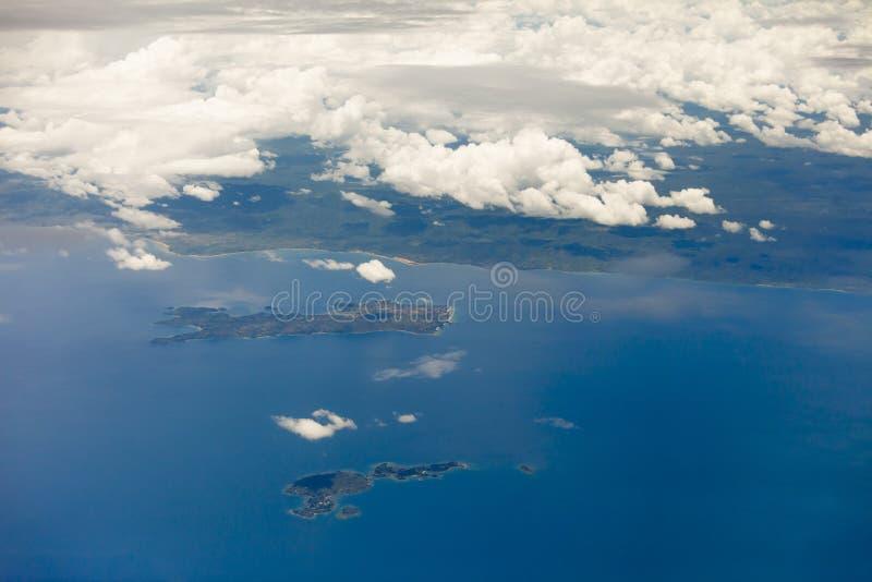 湖马拉维 库存图片