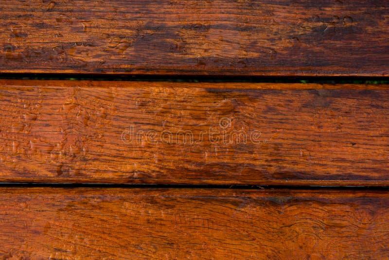 湿板条纹理 免版税库存照片