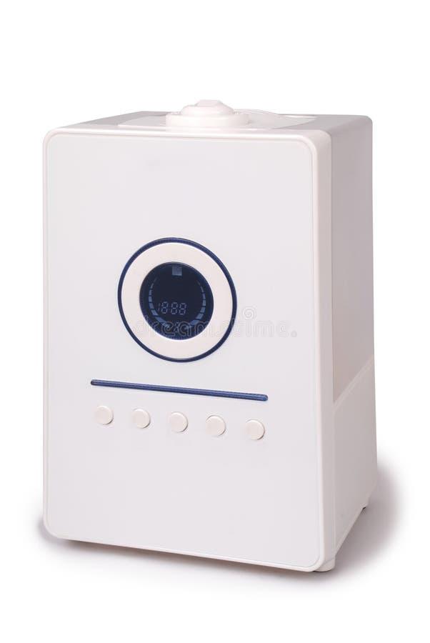 湿润的电空气的烟润湿器设备 免版税库存照片
