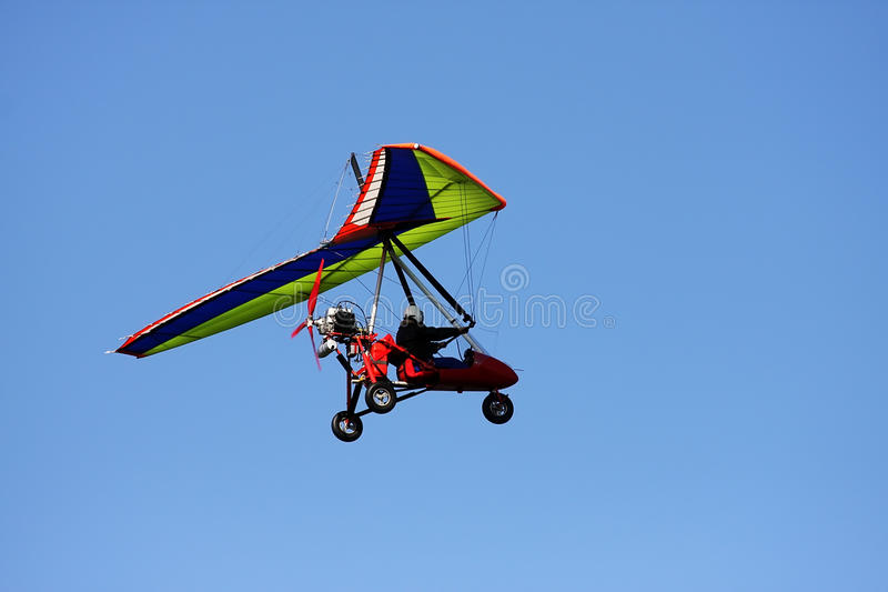 滑翔机 库存照片