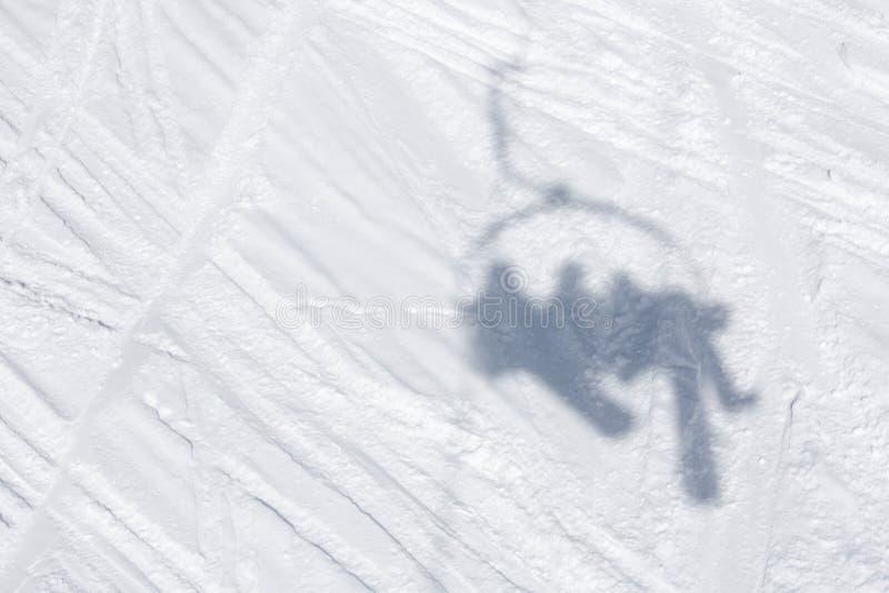 滑雪假期 库存图片