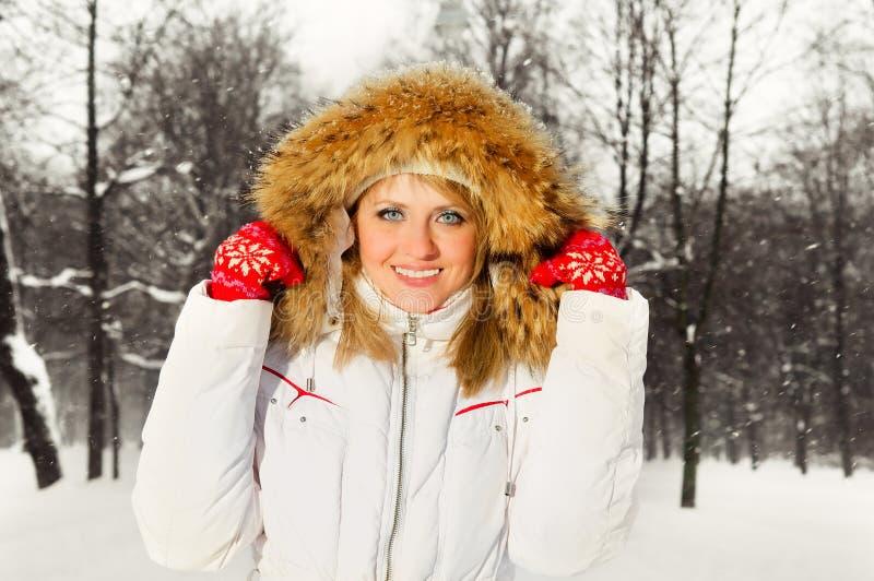 滑雪衫 免版税库存照片