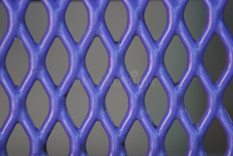 滤网紫色 库存图片