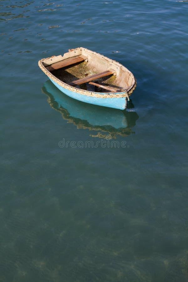 漂流划艇 库存图片