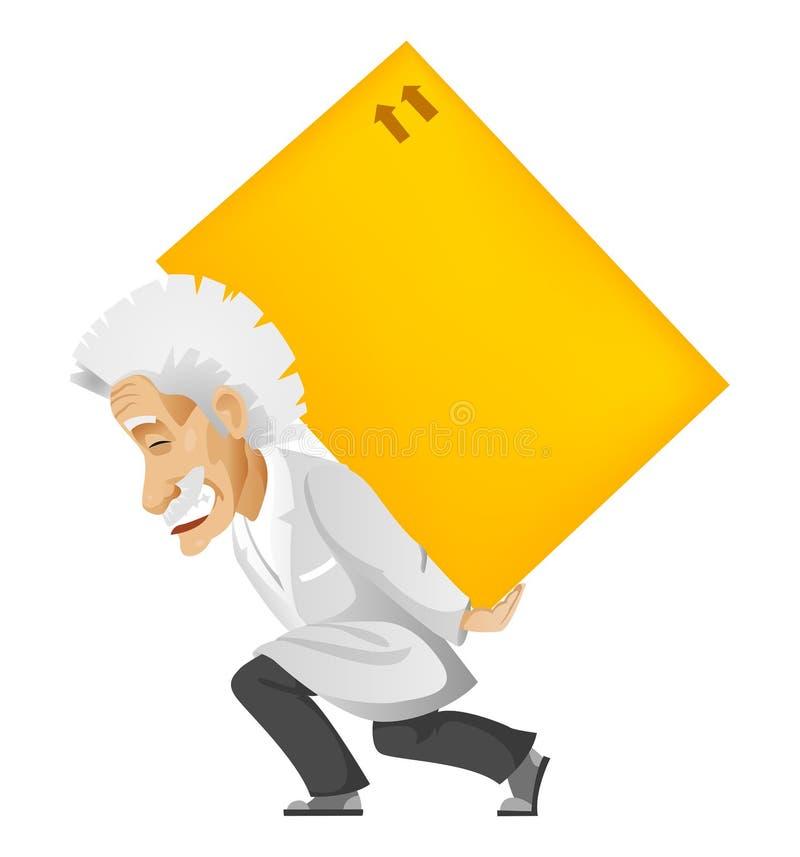 爱因斯坦 免版税库存照片