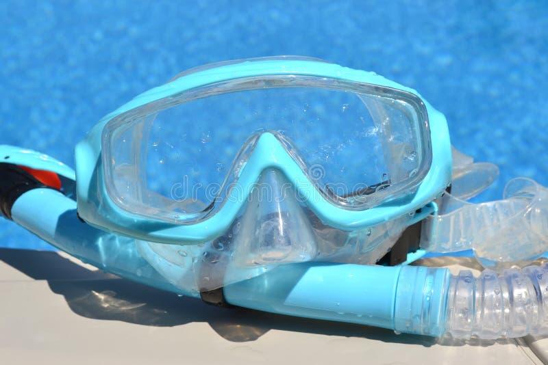 潜水屏蔽 库存图片