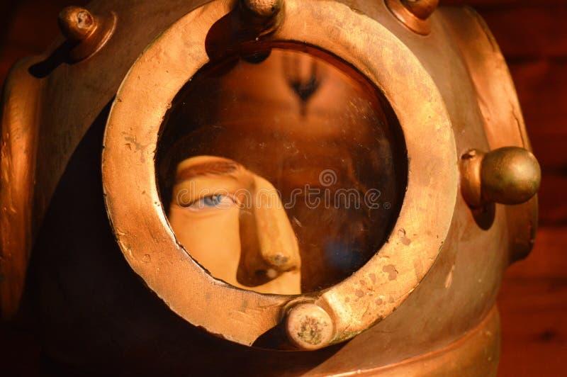 轻潜水员 库存图片