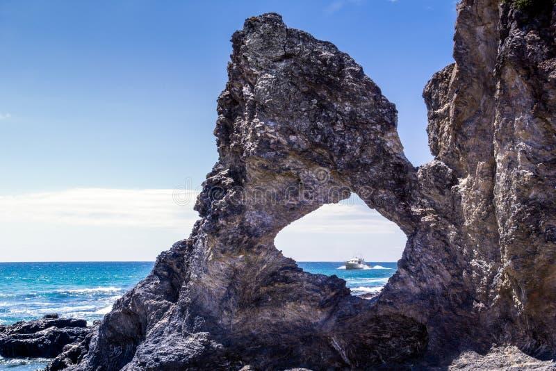 澳大利亚岩石 库存图片