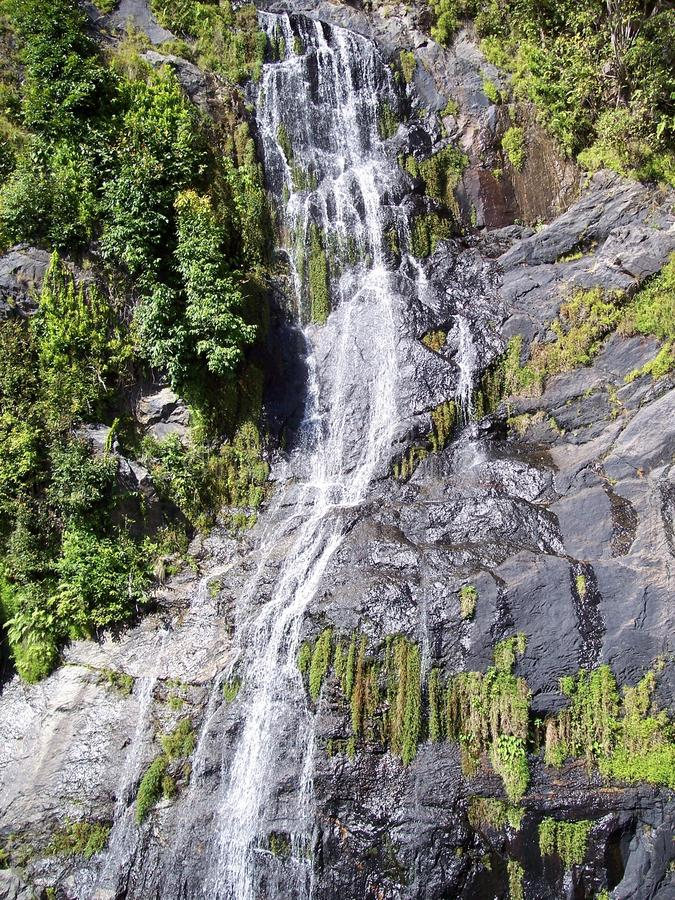 澳大利亚瀑布 图库摄影