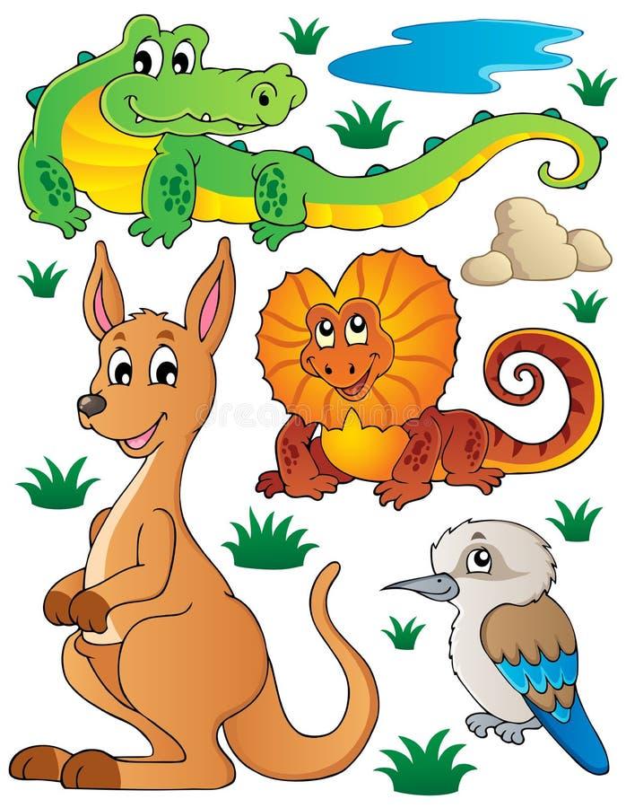 澳大利亚野生生物动物区系设置了2