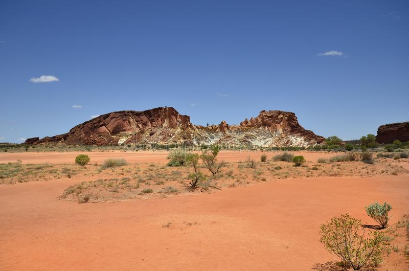 澳大利亚,北方领土,彩虹谷 库存图片
