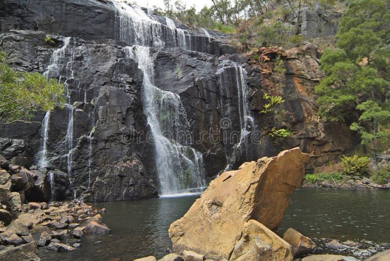 澳大利亚,比克, Grampians Nationalpark 库存图片