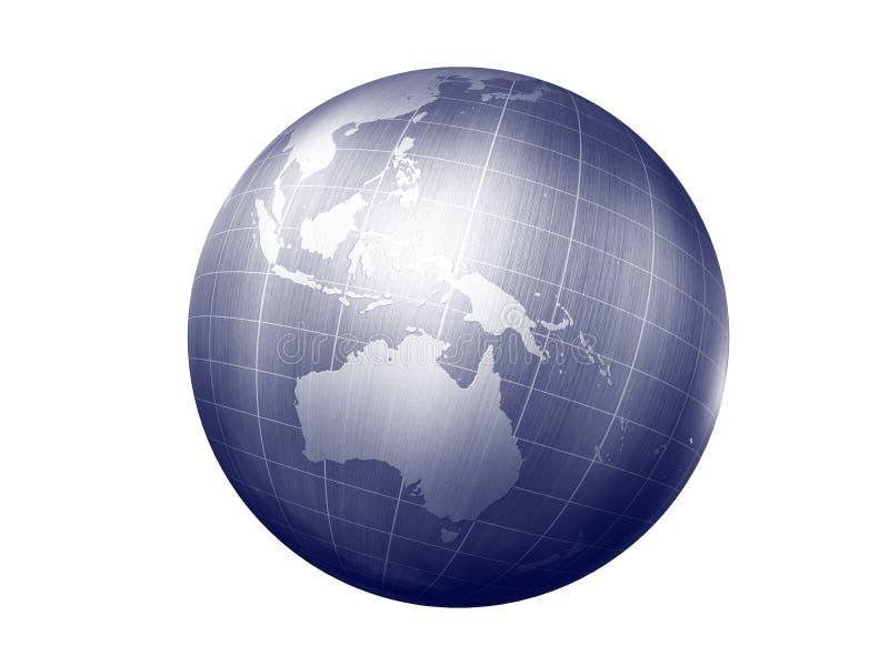 澳洲地球 图库摄影