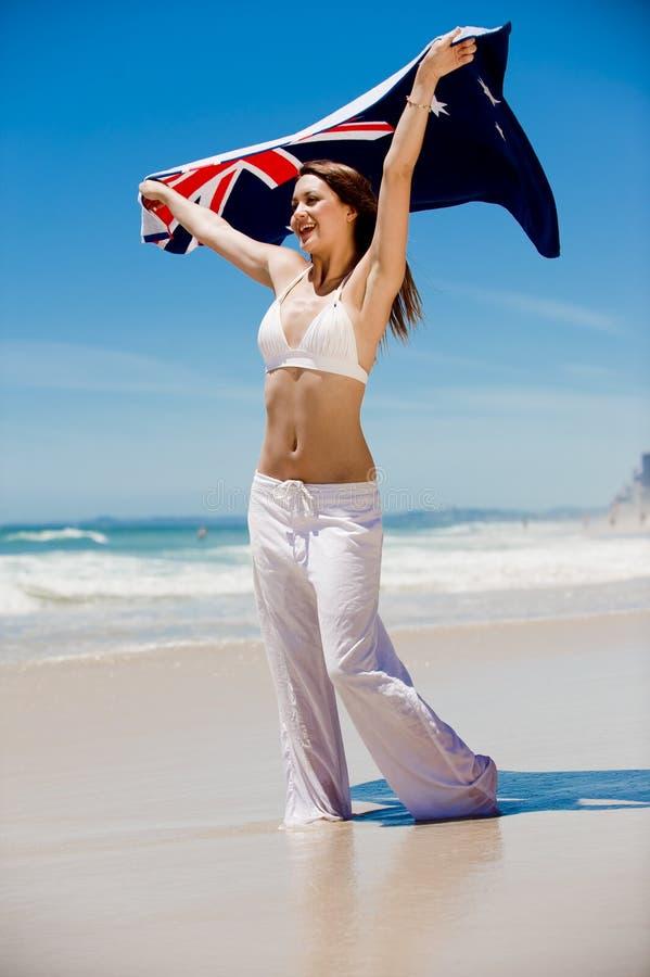 澳洲目的地 免版税图库摄影