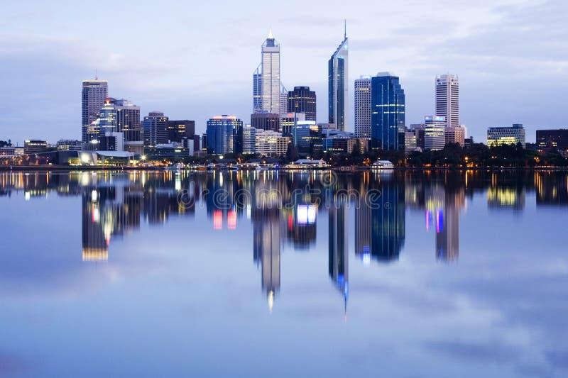 澳洲西部的珀斯 库存图片