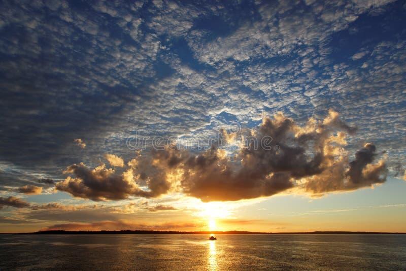 澳洲fraser海岛 库存照片