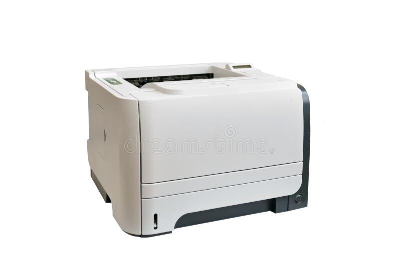 激光打印机 库存照片