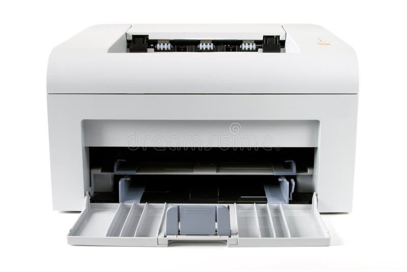 激光私有打印机 库存图片