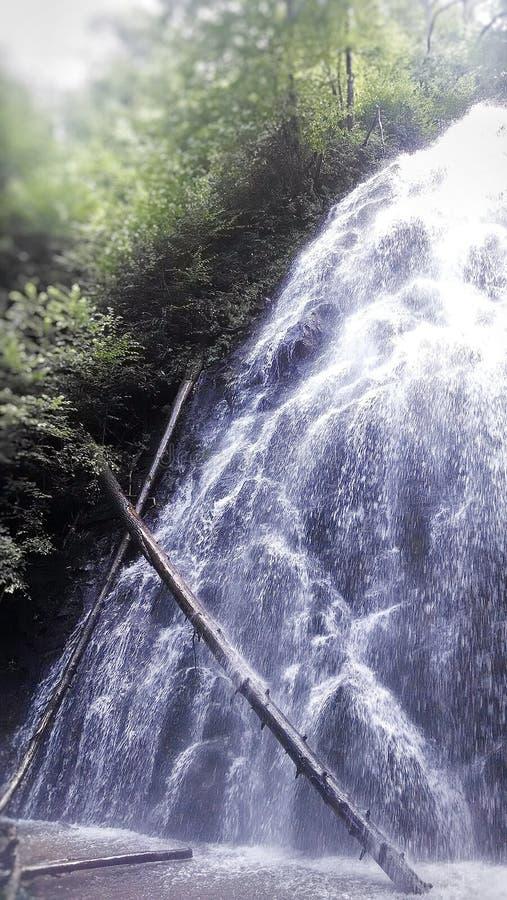 瀑布 免版税库存照片