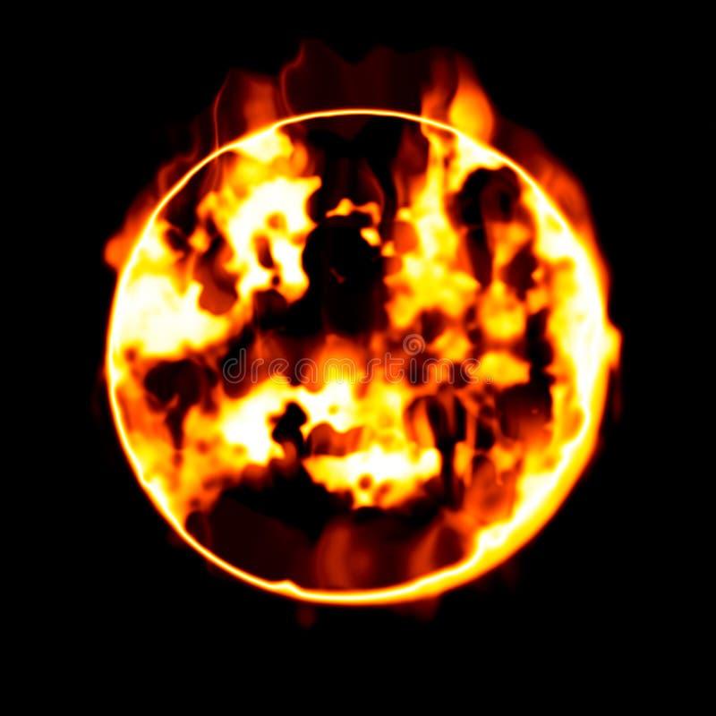 火世界 皇族释放例证