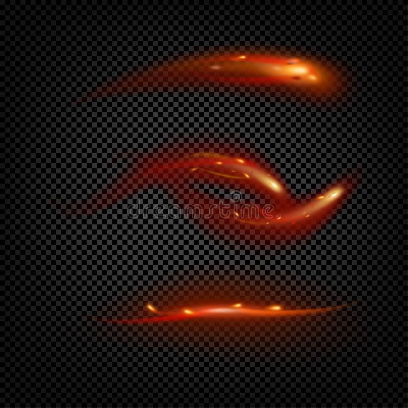 火向量图形fps10 皇族释放例证