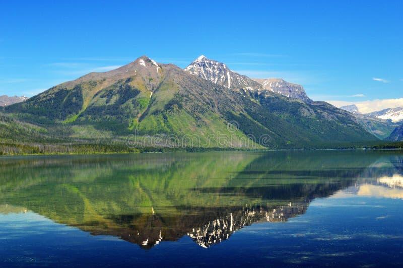 2008年火山口湖俄勒冈美国 免版税库存图片