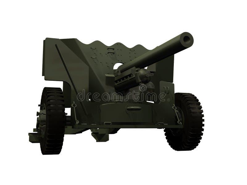 火炮 免版税库存照片