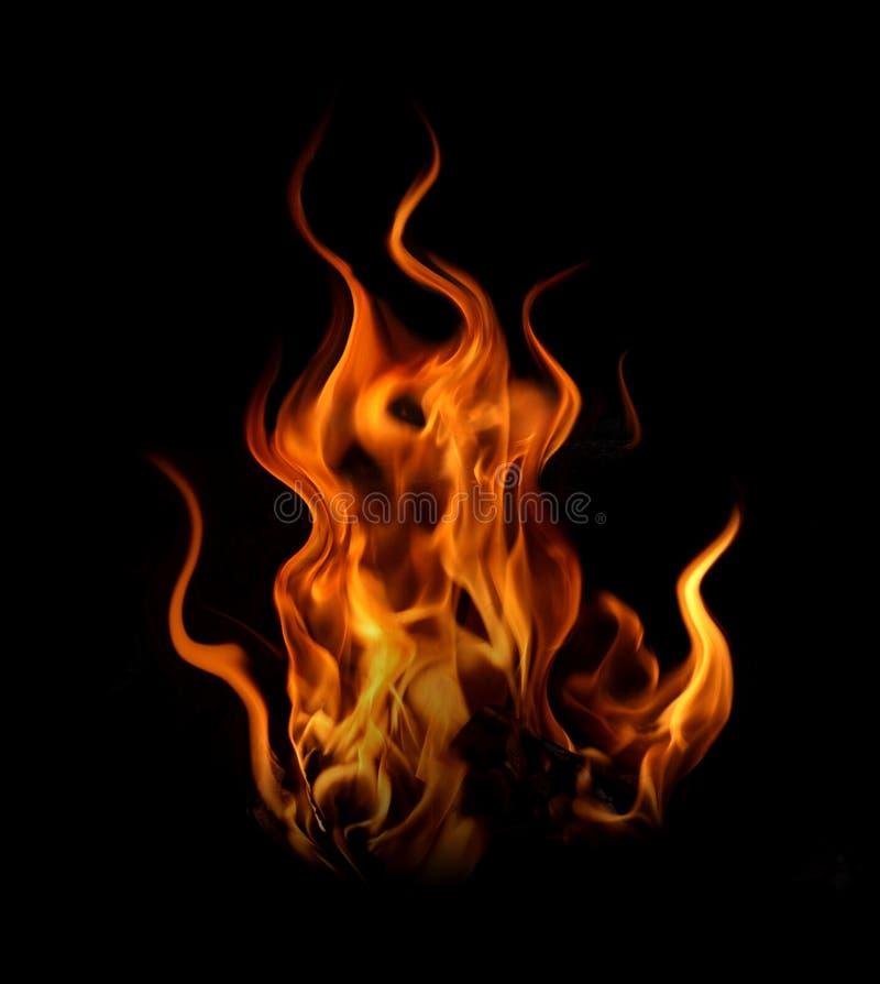 火焰 免版税图库摄影