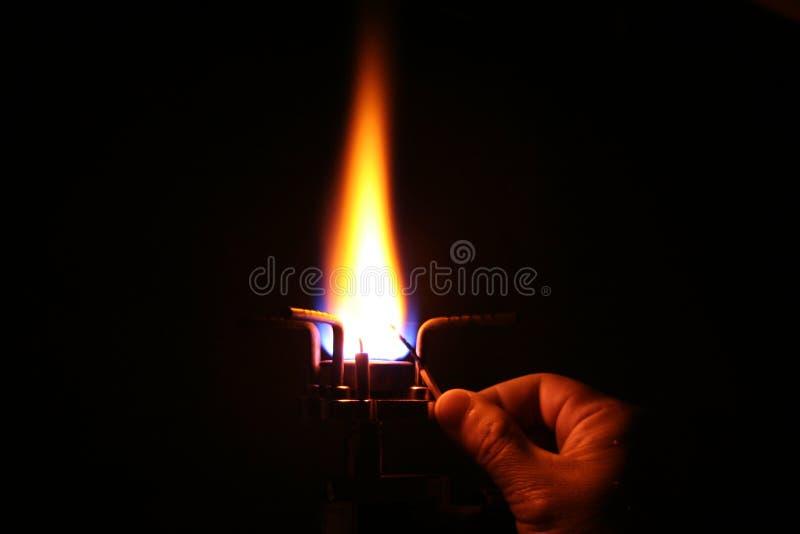 火燃烧器1 库存图片
