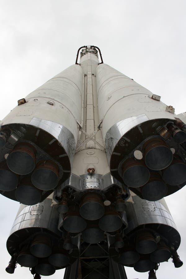 火箭 免版税库存图片