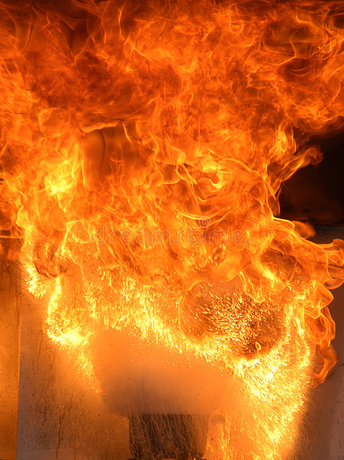 火罐 免版税库存照片