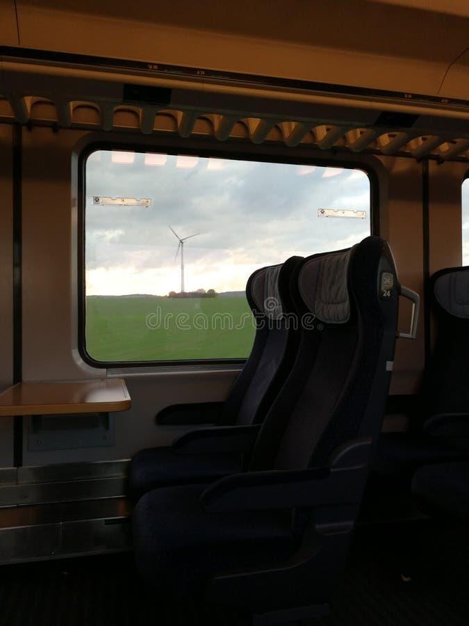 火车 库存照片