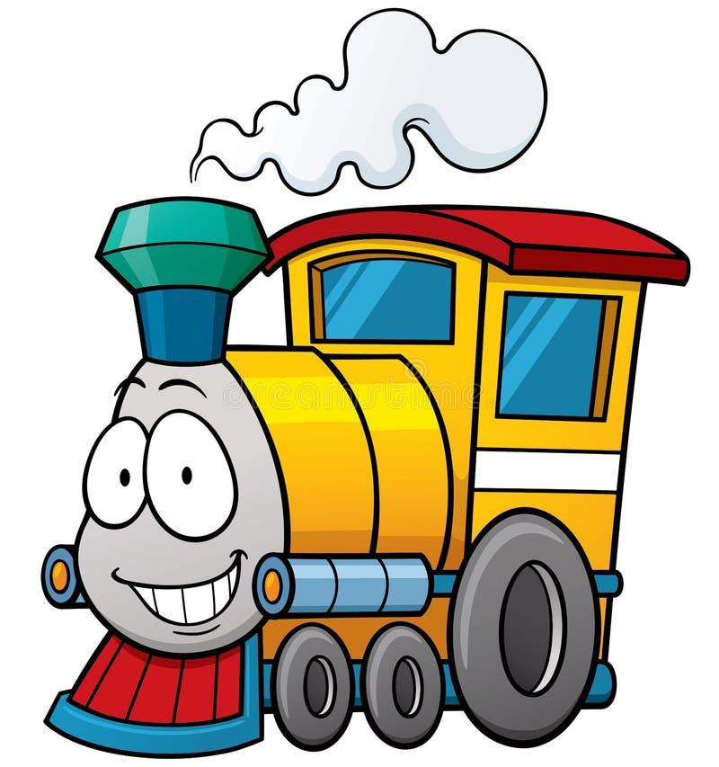 火车 向量例证