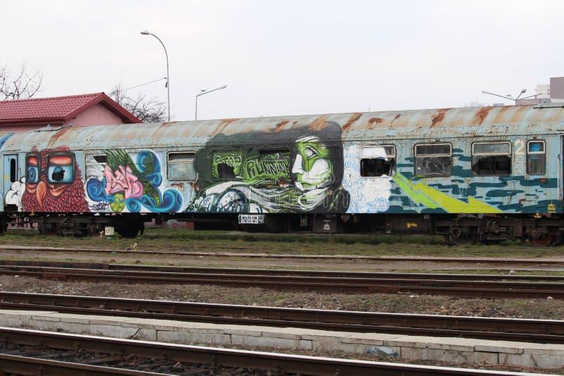火车 库存图片