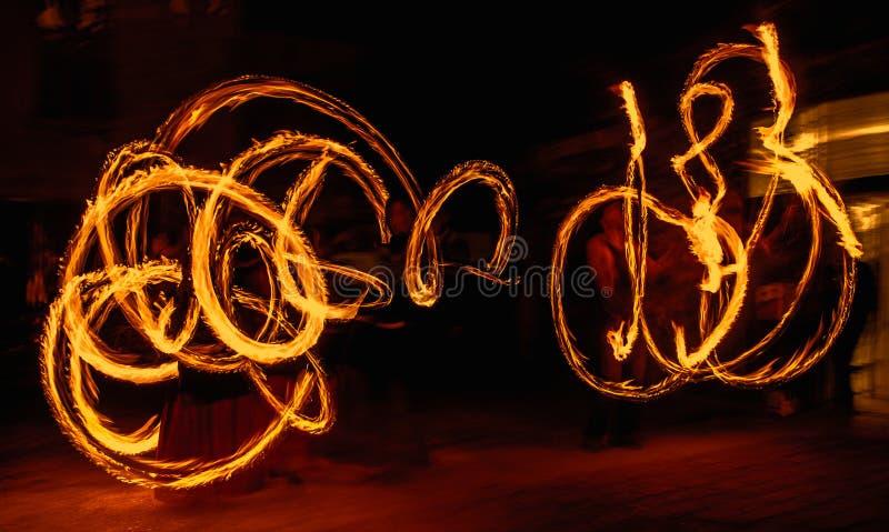 火symetrie 图库摄影