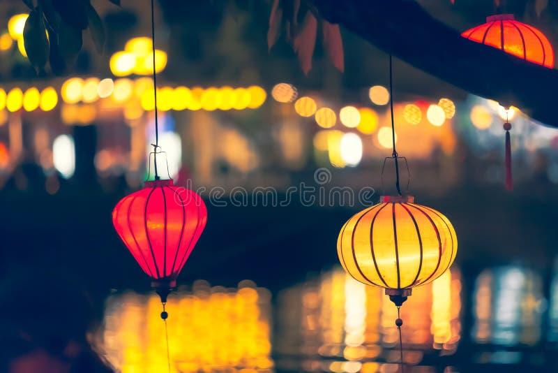 灯笼,越南 图库摄影