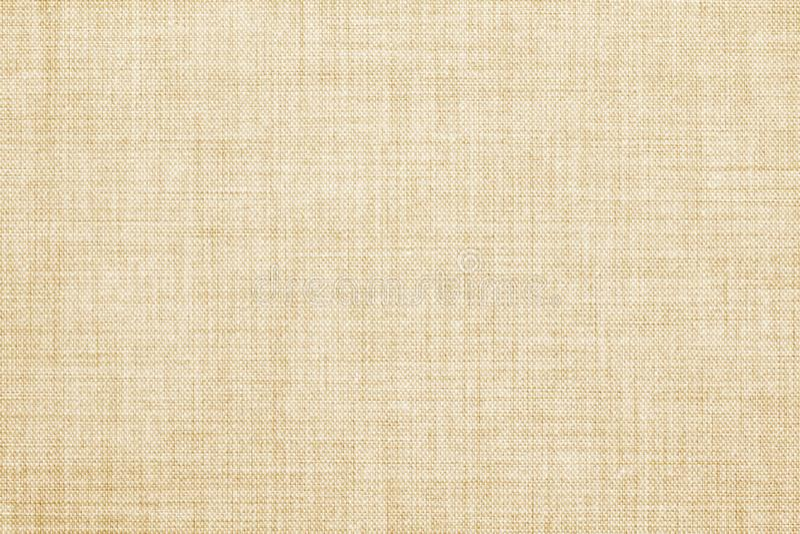 灰棕色上色了无缝的亚麻制纹理或织品帆布背景 免版税库存图片