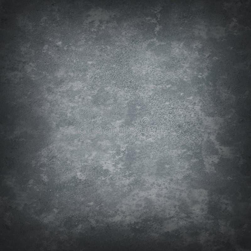 灰色呈杂色的脏的背景 免版税库存图片