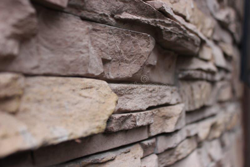 灰色周围石头,特写镜头 图库摄影