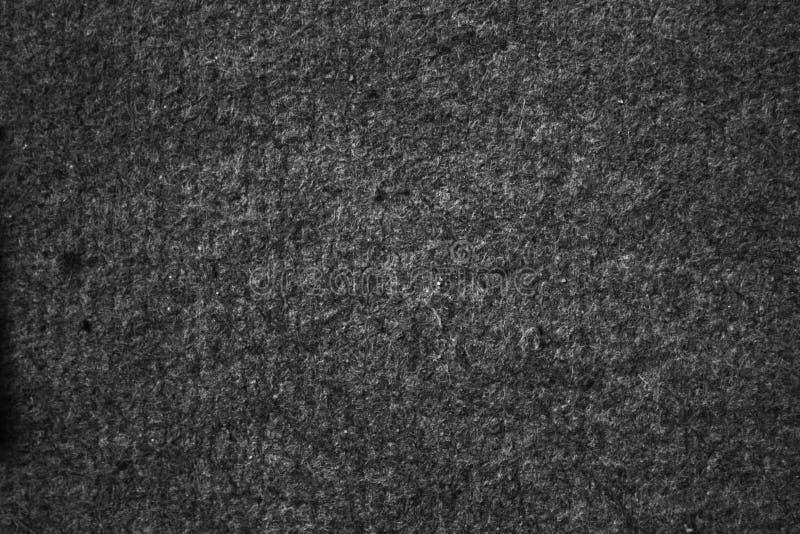 灰色地毯纹理 免版税库存照片
