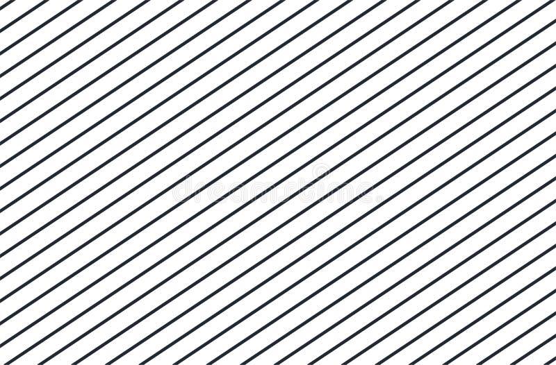 灰色对角条纹样式传染媒介图象 皇族释放例证