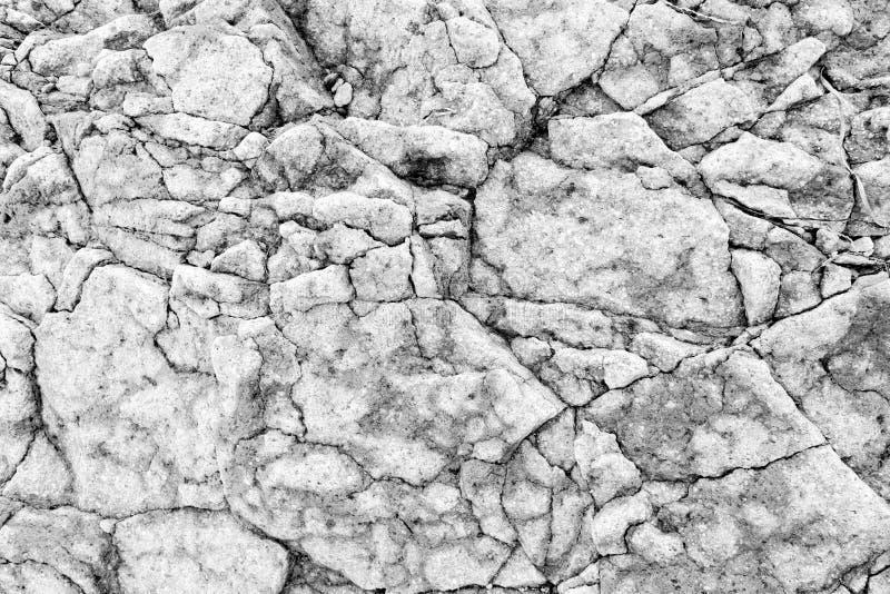 灰色岩石石头纹理 图库摄影