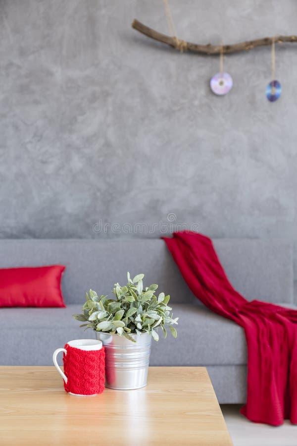 灰色是优美的颜色 库存照片