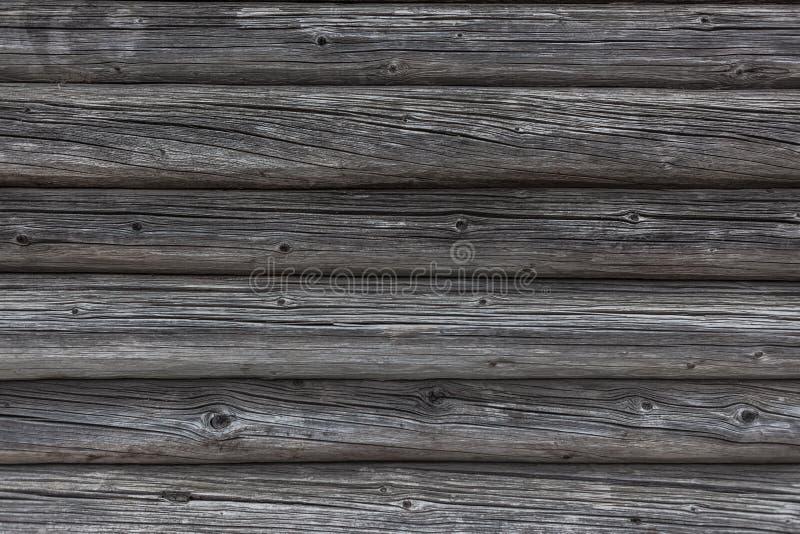 灰色木背景 免版税图库摄影