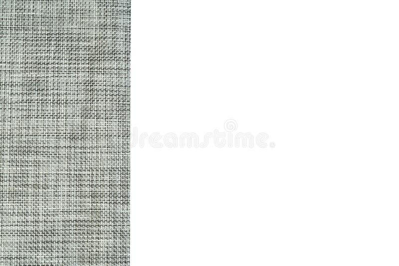 灰色构造了被隔绝的织品背景 库存照片