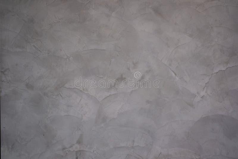 灰色水泥、混凝土墙或者地板纹理难看的东西和灰色海浪 库存照片