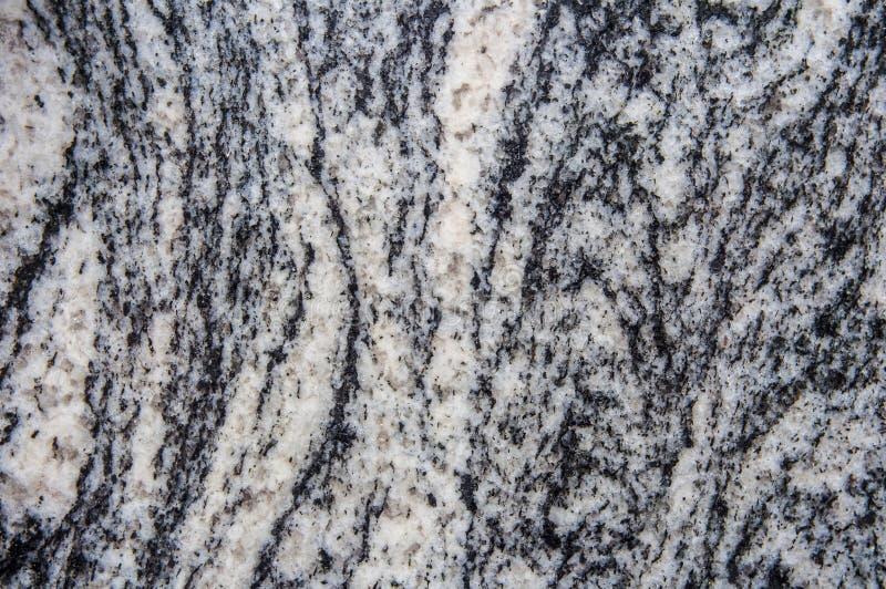 灰色浅兰的大理石花岗岩石头平板表面 免版税库存图片